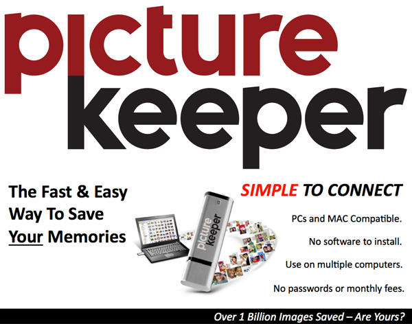 Picture Keeper Review + Giveaway