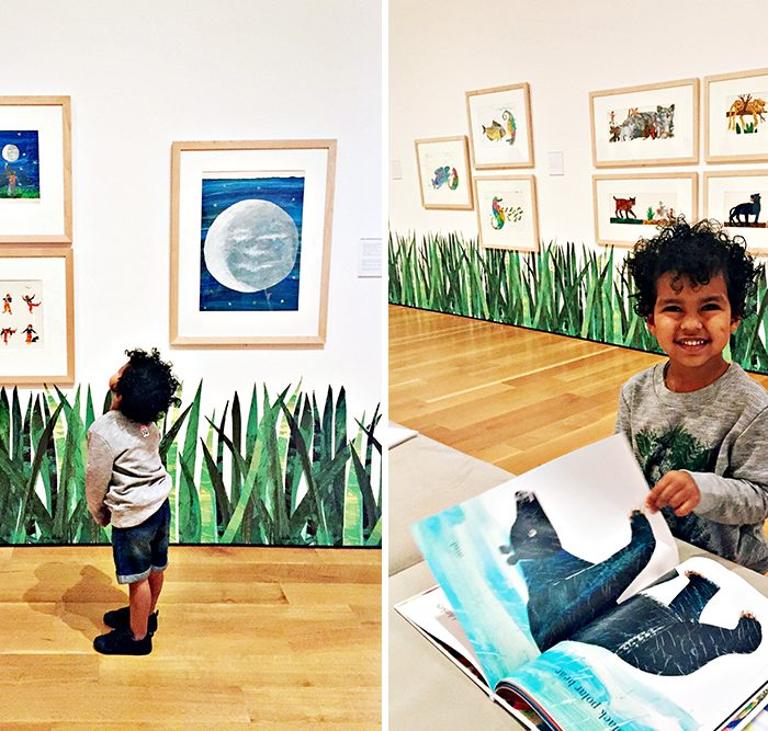 Atlanta City Guide: Woodruff Arts Center Toddler Takeover 2016 + Eric Carle at the High Museum of Art