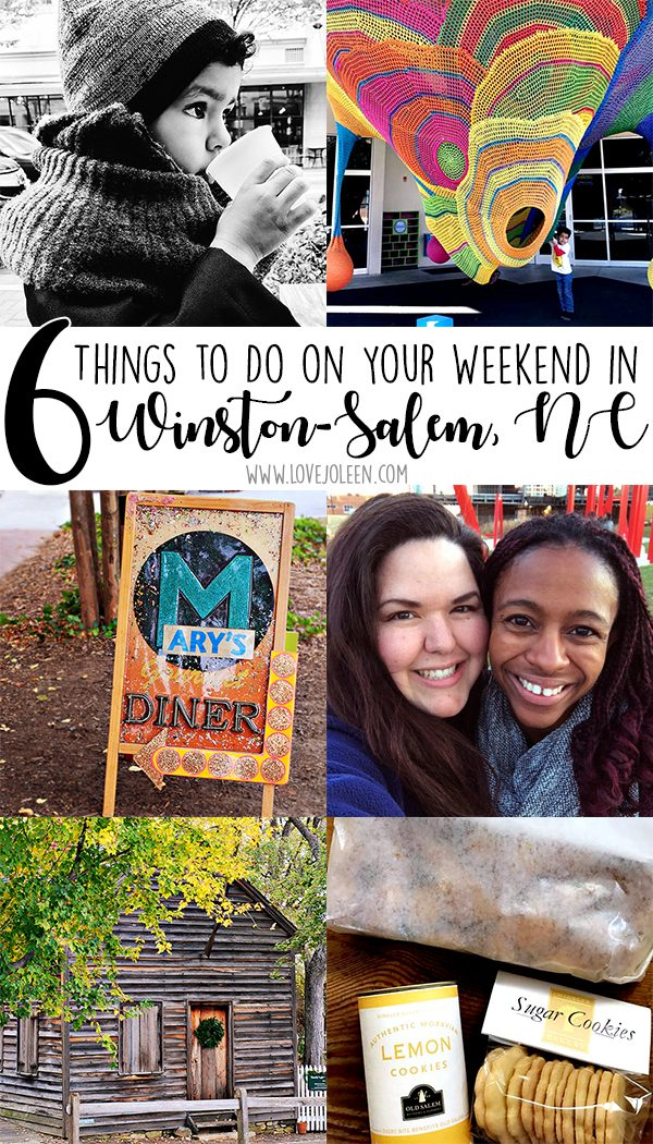 6 Things to Do on Your Weekend in Winston-Salem, North Carolina