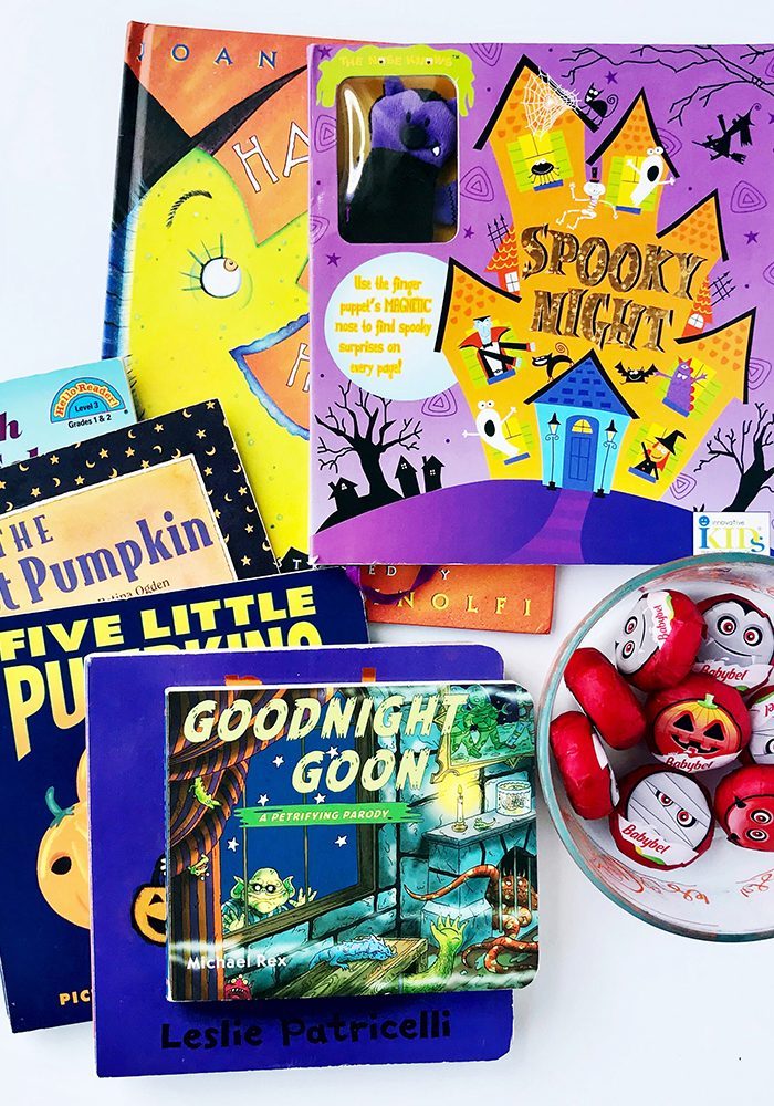 Halloween Family Fun at Target with Babybel