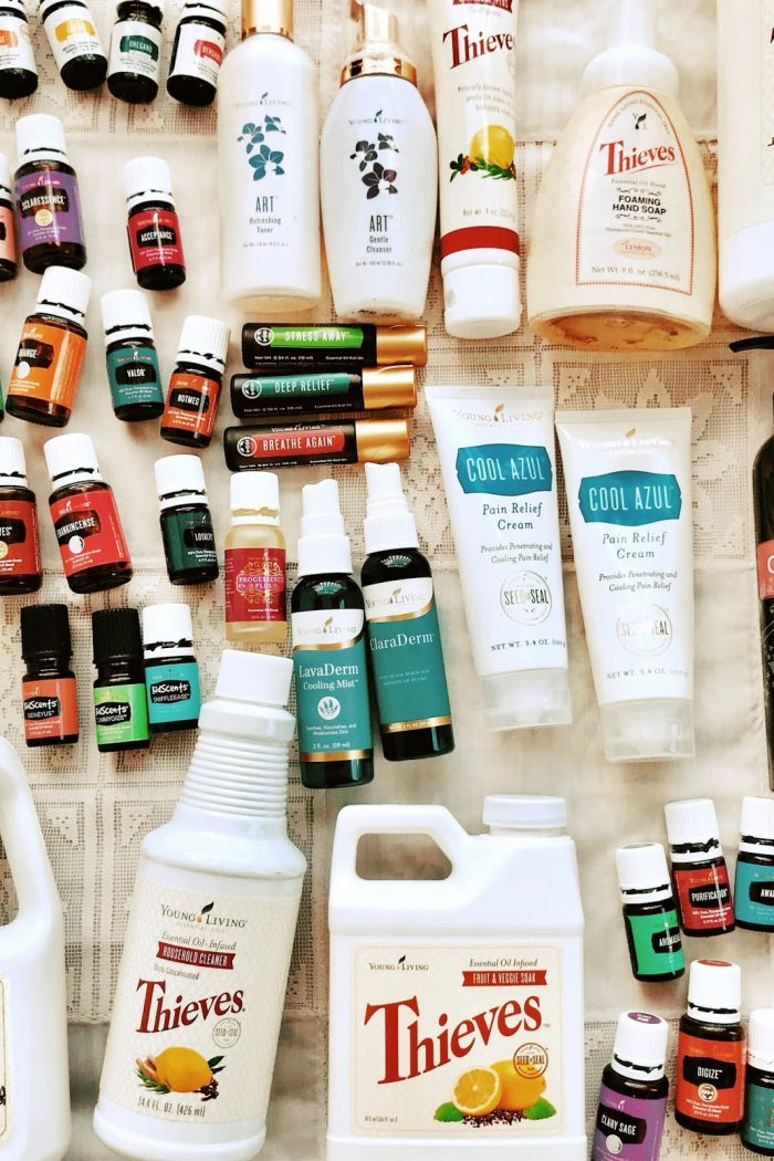 Young Living Essential Oils Business Builder Income Opportunity