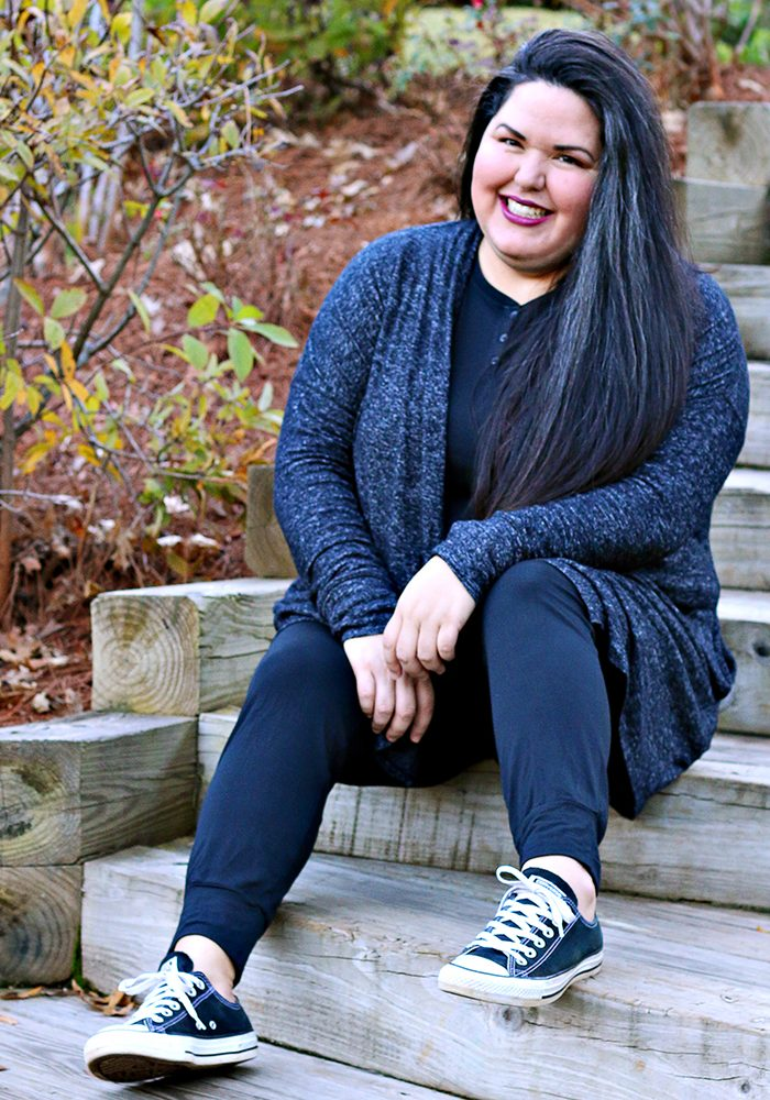 Layer with These Fall Favorites for Plus Size Women