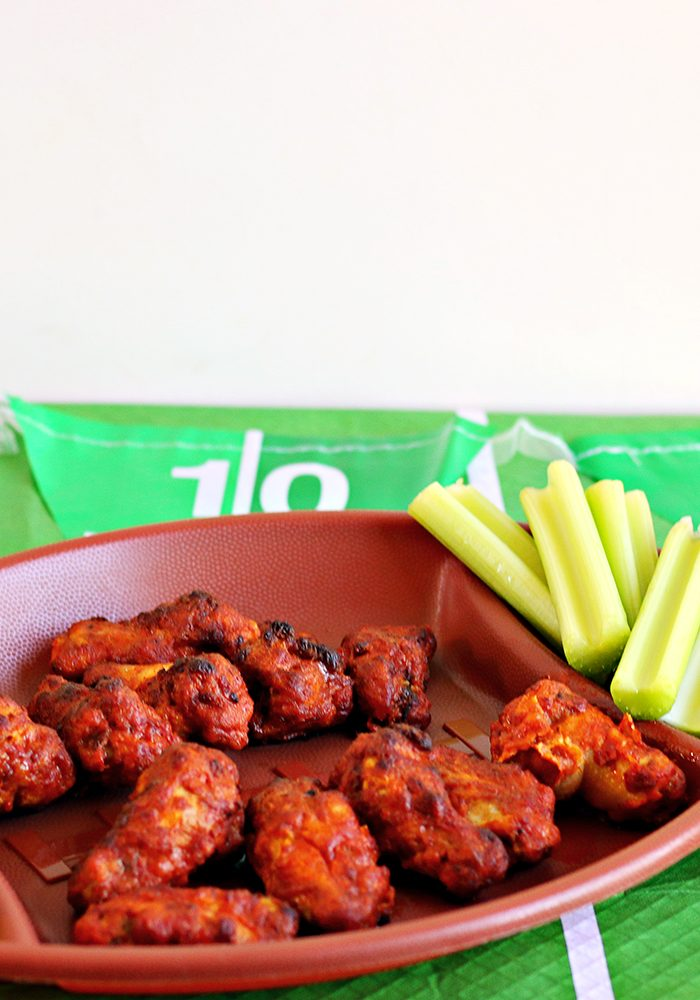 Fall Family Fun with Frank's RedHot Wings