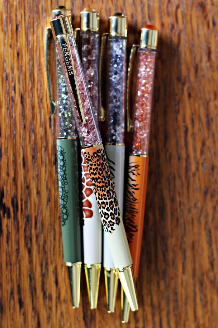 PenGems Safari Collection   Use LOVEJOLEEN for 15% Off
