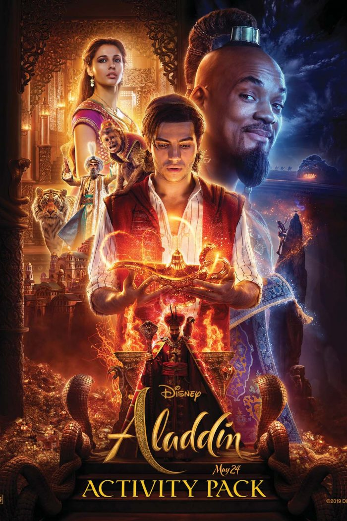 Disney's Aladdin Fulfilled My 90's-Child Dream