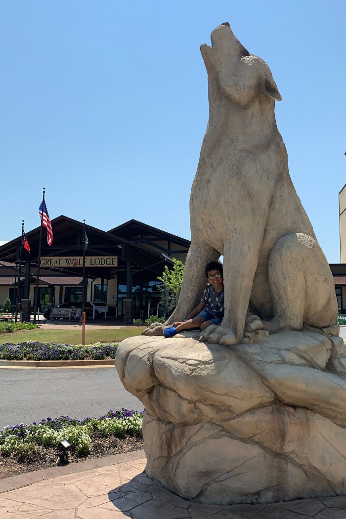 Great Wolf Lodge Kicks-off Summer Camp-IN: We Surprised Our Son with a Visit