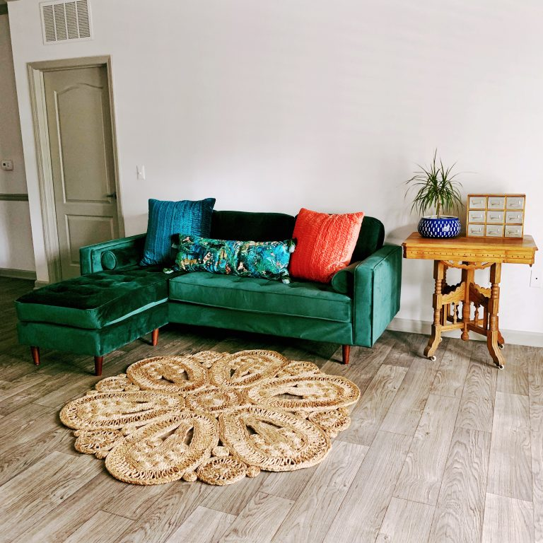 Living Room Decor Inspiration: Affordable Modern Boho Living Room Decor And Inspiration