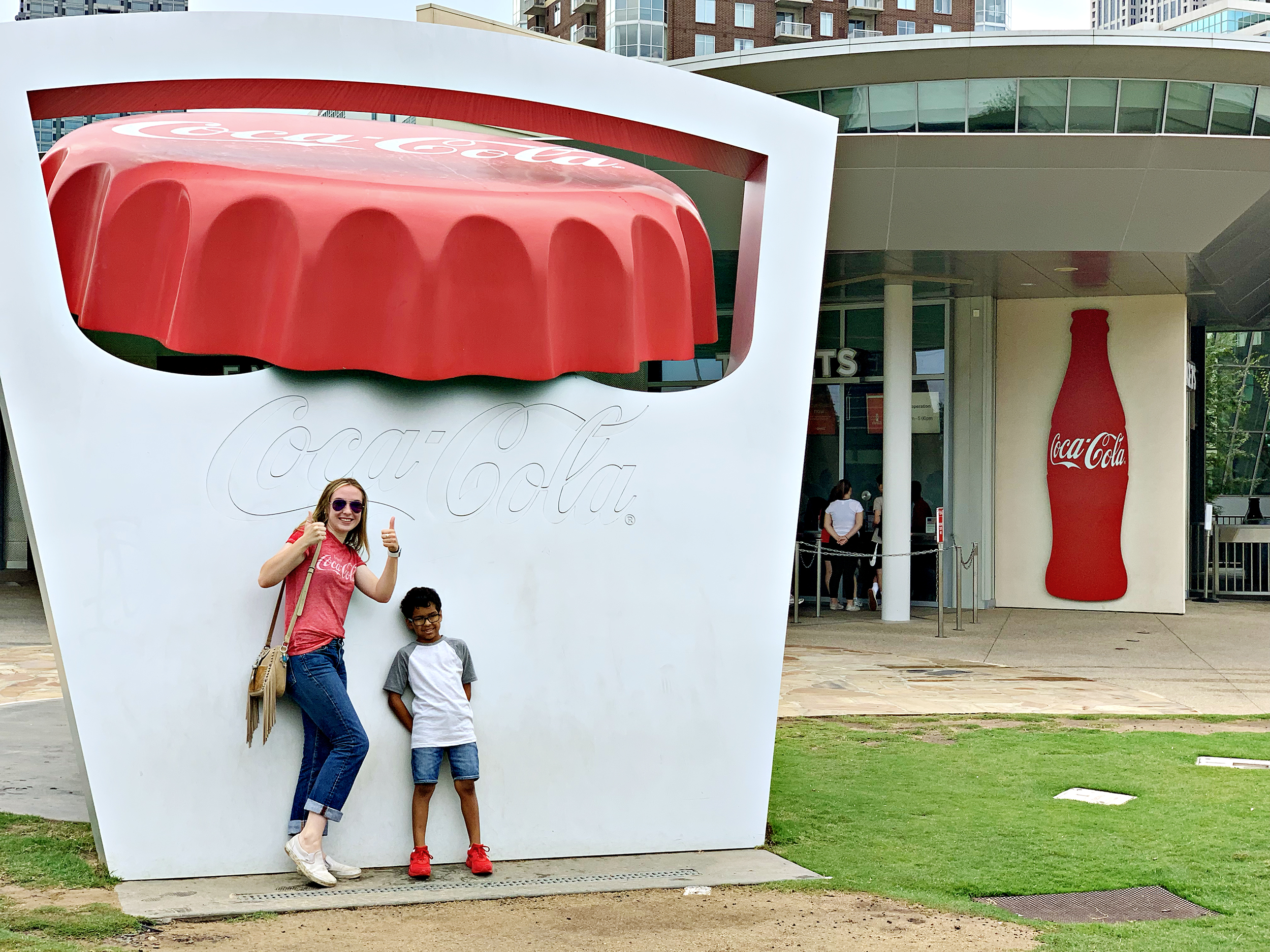 Fun for Kids and Teens at World of Coca-Cola