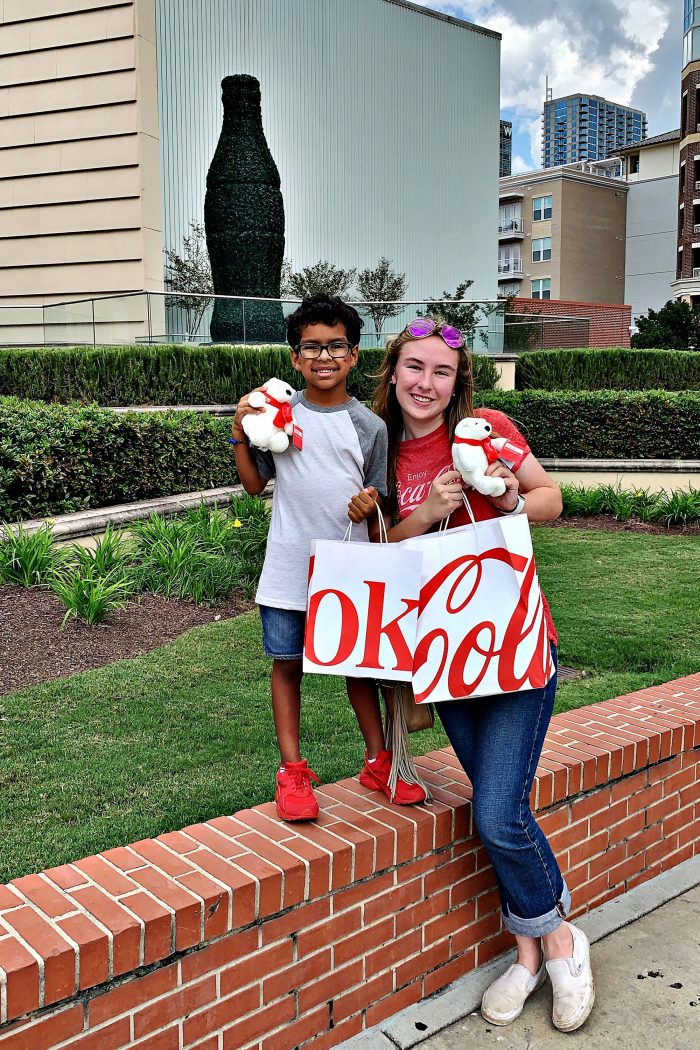 Fun for Kids and Teens in Atlanta: World of Coca-Cola
