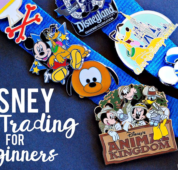 Disney Pin Trading for Beginners