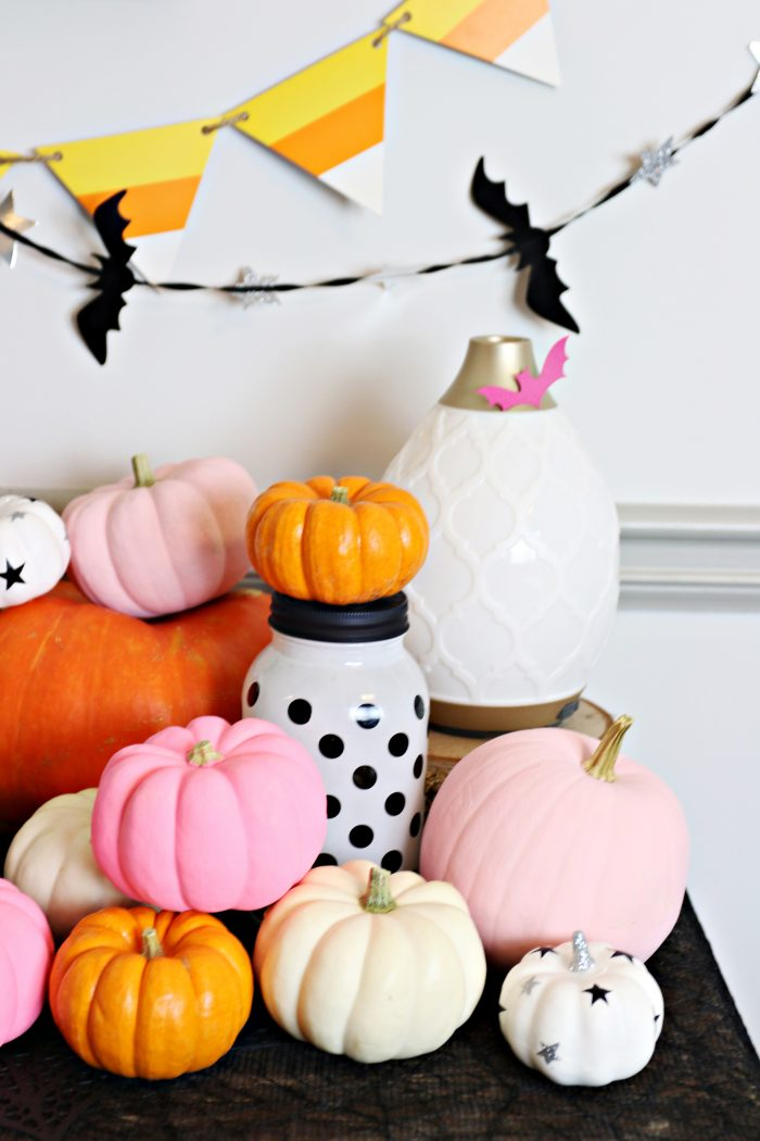 Trending: Pink Halloween Decor Ideas and Inspiration