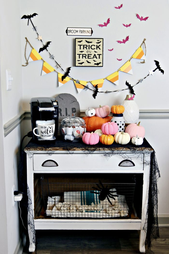 Create a Pink Halloween with 2 Easy Cricut Projects