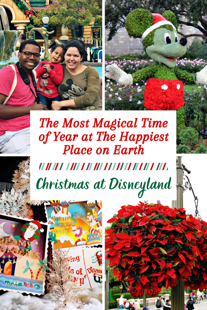 The Most Magical Time of Year at The Happiest Place on Earth: Everything You Need to Know About Christmas at Disneyland