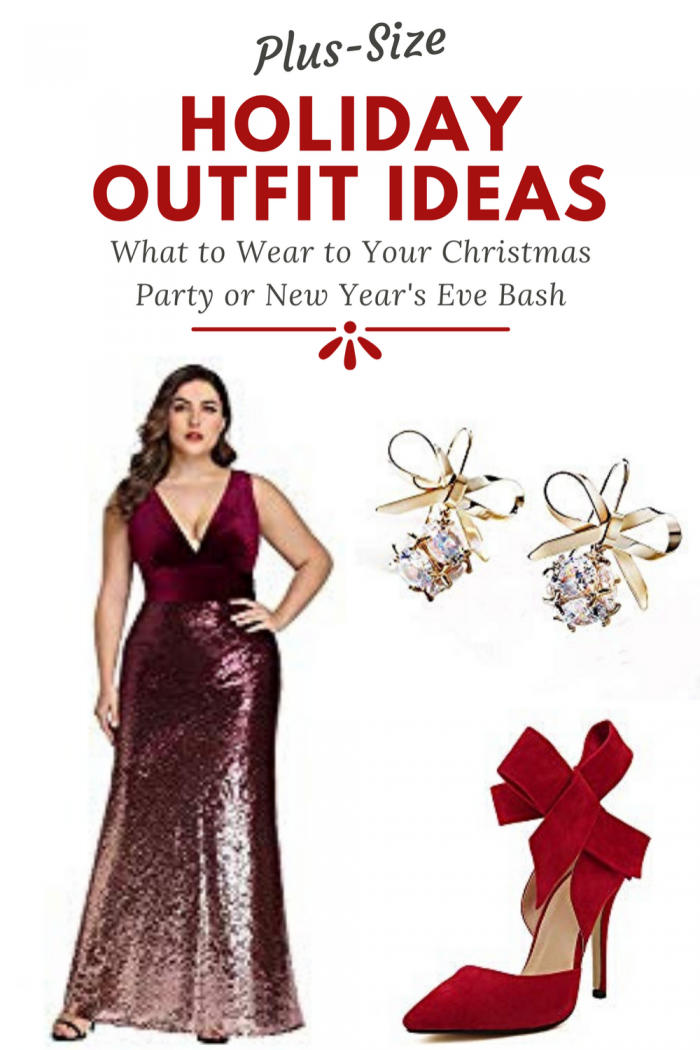Plus-Size Holiday Outfit Ideas: What to Wear to Your Christmas Party or New Year's Eve Bash