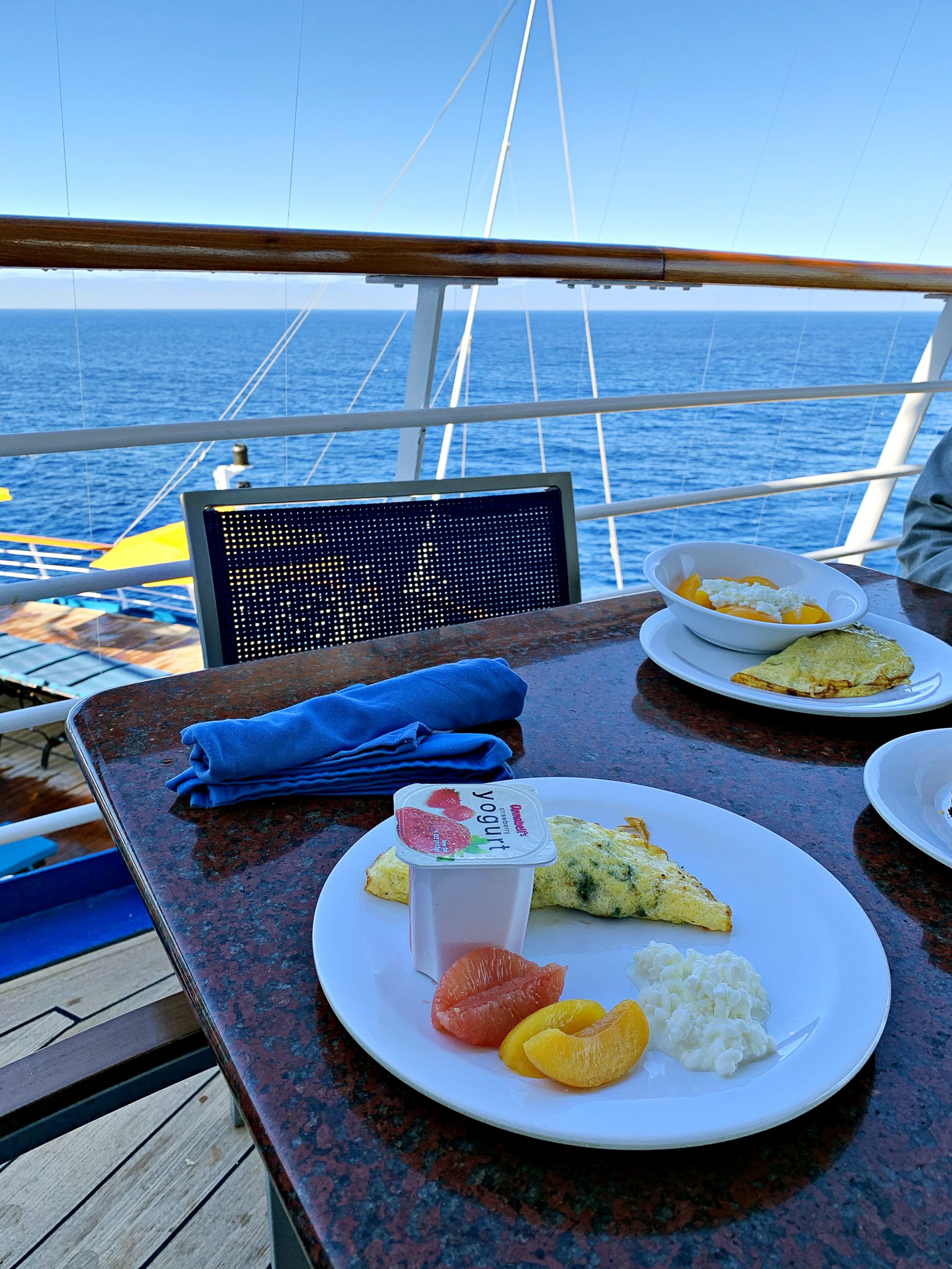 Breakfast on Carnival Inspiration