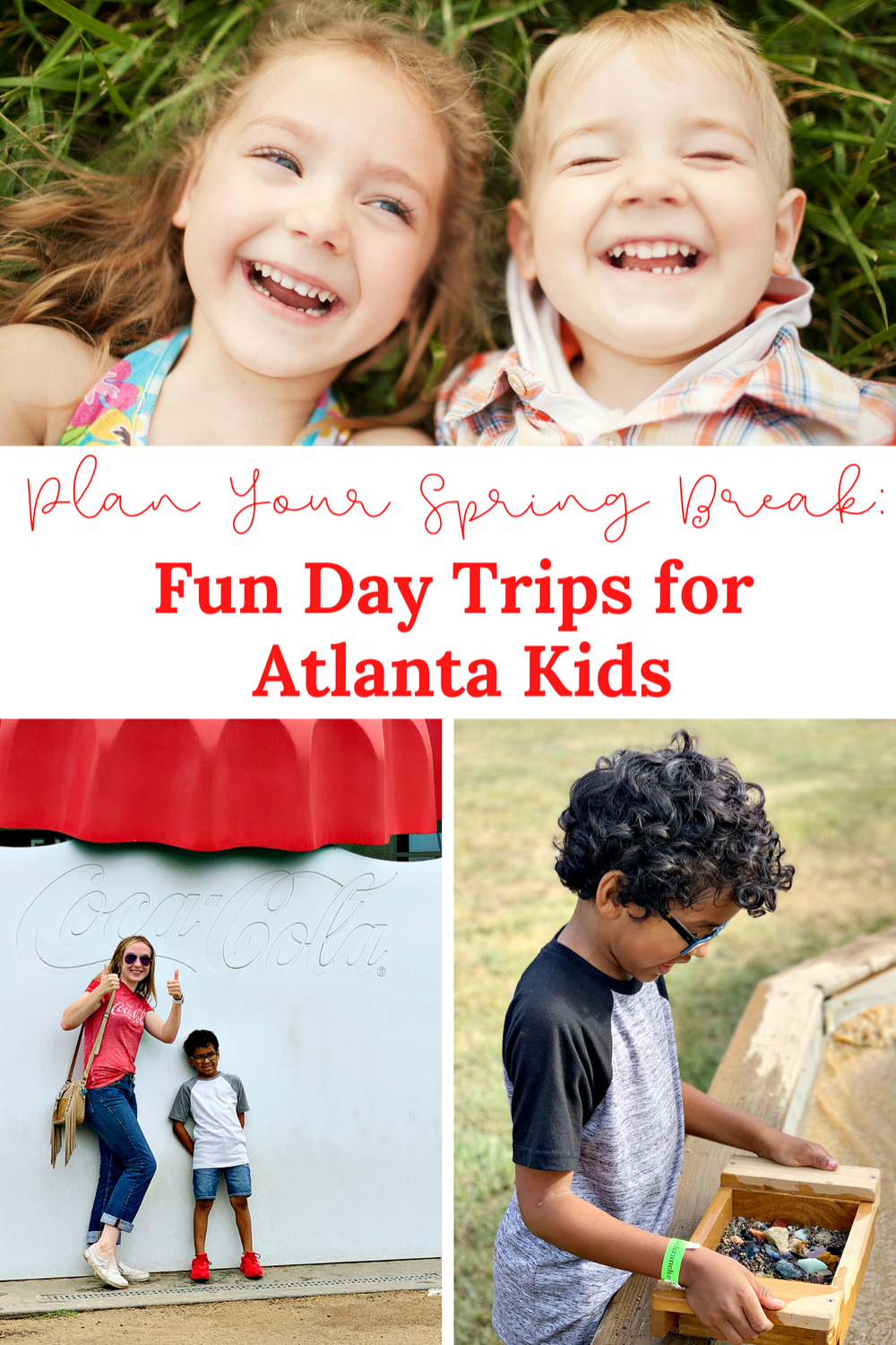 Fun Day Trips for Atlanta Kids