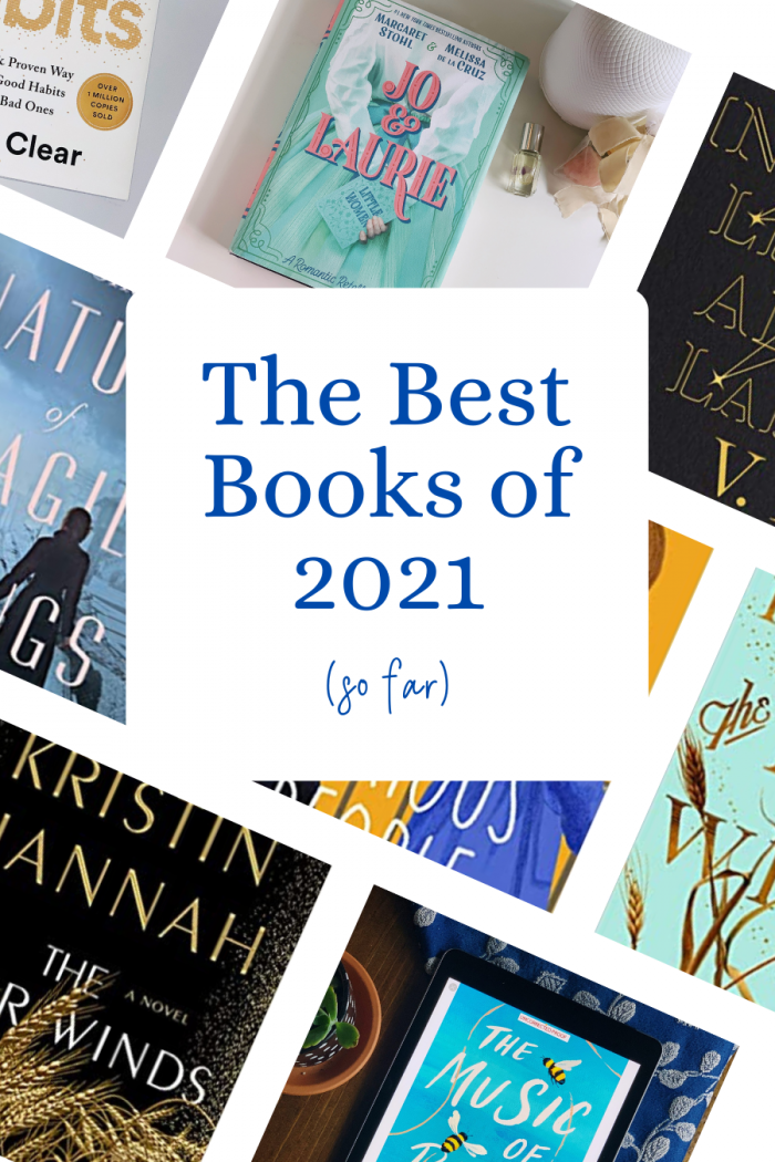 The Best Books to Read in 2021