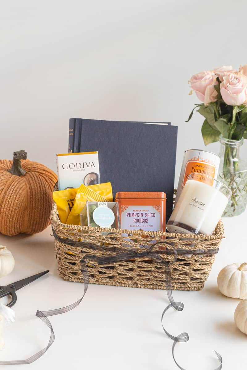 Boo basket ideas for adults